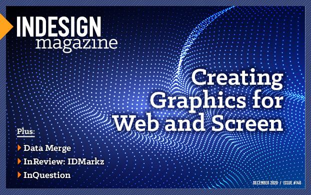 InDesign Magazine Issue 140: Graphics to Go