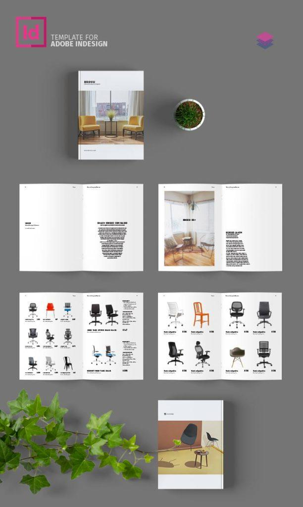 InDesign Template of the Month: Catalog