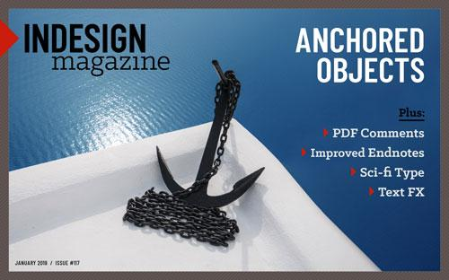 InDesign Magazine Issue 117: Anchored Objects