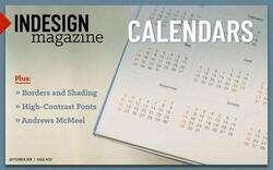 InDesign Magazine Issue 113: Calendars