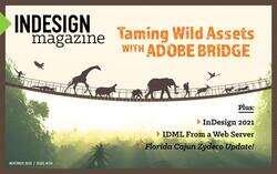 InDesign Magazine Issue 139: Adobe Bridge