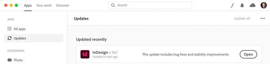 Adobe Releases Major Bug Fix for InDesign 2021