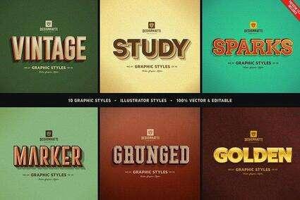100 Best Illustrator Text Effect Tutorials (for Beginners & Beyond!)