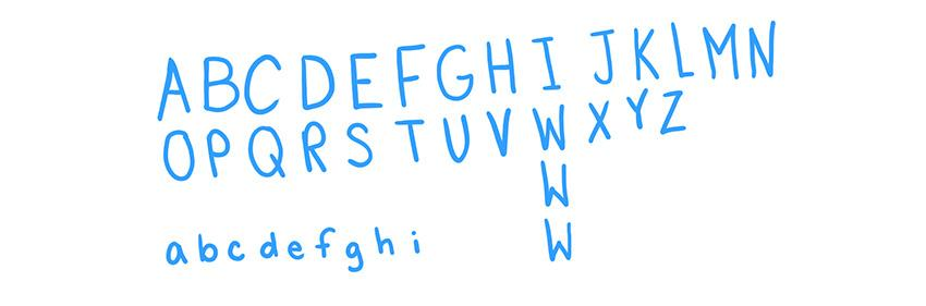 How to Create a Font inAdobeIllustrator