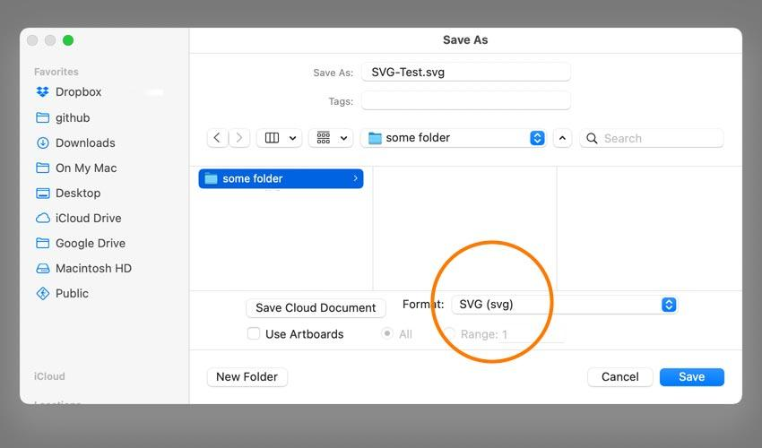SVG Files: From Illustrator to theWeb