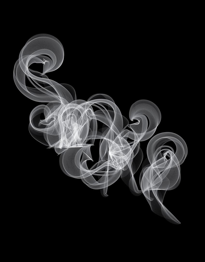 How to Create Smoky Brushes and Type in Illustrator