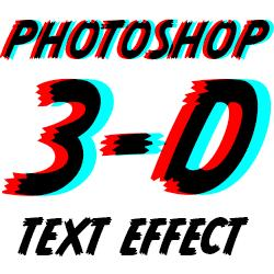 How to Create Retro 3D Text with Photoshop