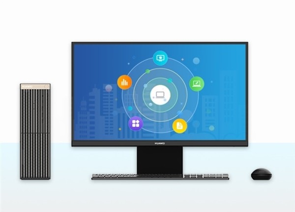 What's the Surprise of the Performance for the HUAWEI QINGYUN W510 Desktop